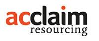 Acclaim Resourcing